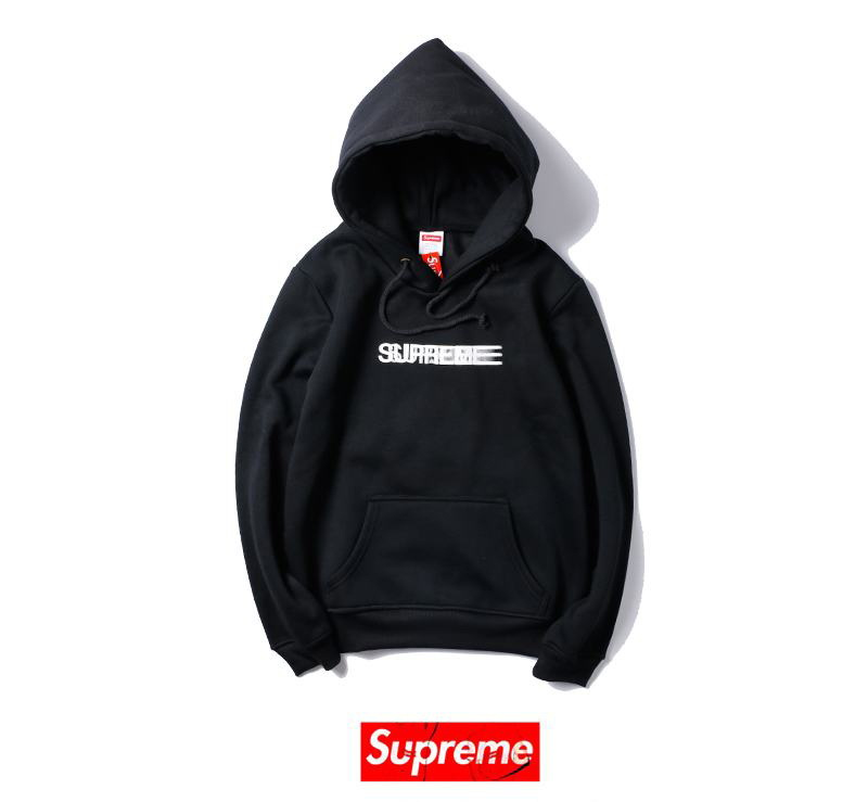supreme 3 colors white black grey hoodie phantasmagoric logo