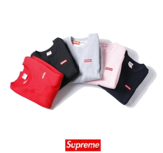 supreme 5 colors grey red green blue black long sleeve box logo