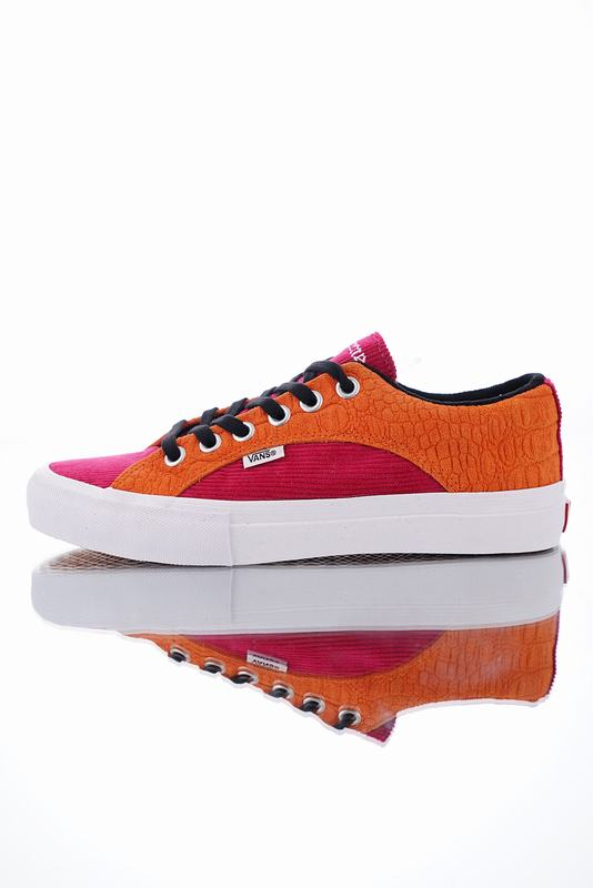 Supreme x Vans Lampin PRO orange red VNOA38JOPUJ